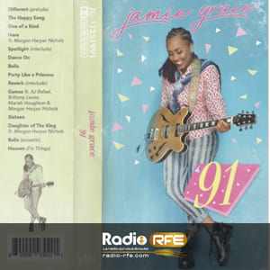 JAMIE GRACE Pochette Album CD 91