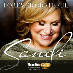 SANDI PATTY CD Pochette CD Album Forever grateful